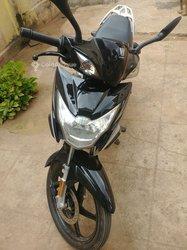 Moto Haojue Lucky Sport 110-3 2019