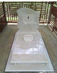 Réalisation de pierre tombale