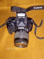 Canon Rebel T5 1200D shooting