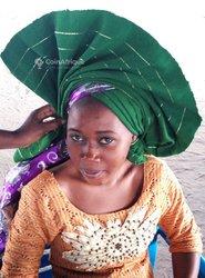 Make-up - Attache foulard