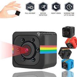 Mini caméra HD vision Nocturne