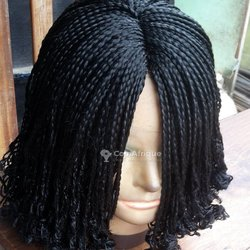 Perruque - Savon noir de Ghana