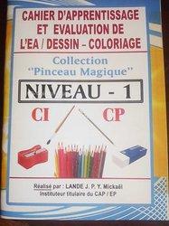 Cahier d'apprentissage dessin et de coloriage du CI au CM2