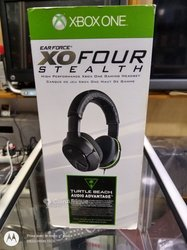 Casque gamers xbox only-one complet