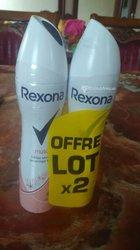 Déodorants Rexona