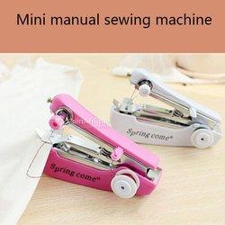 Mini machine à coudre manuelle