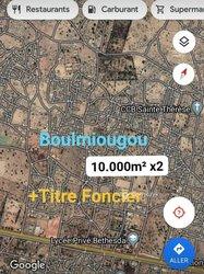 Vente Terrain 20000m² - Ouagadougou