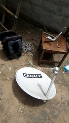 Installation Canal+