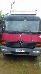 Mercedes-Benz Atego 2002