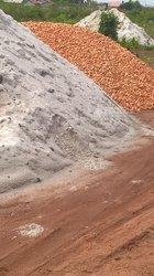 Graviers - sable blanc - remblais