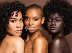 Produits cosmétiques teint métisse