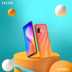 Tecno Spark 5 Pro - 64Gb 3Gb