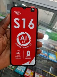 Itel S16 - Huawei Nova 7i - Camon 15
