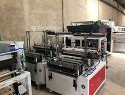 Machine de production des sacs en nylon / sachet