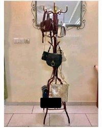 Porte-sacs à mains et chaussures