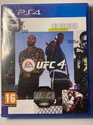 Jeux vidéo PlayStation 4 UFC 4
