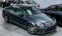 Mercedes-Benz C350 2011