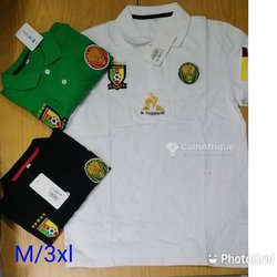Polos lions indomptables