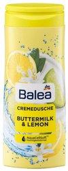 Balea crème de douche Buttermilk - Lemon