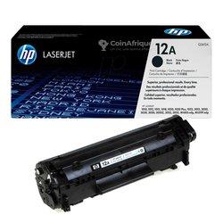 Encre Toner Laser 12A