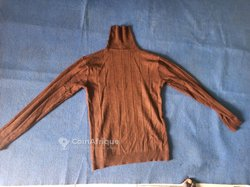Vêtements col roulé