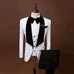 Ensembles costume de mariage - 3 pièces