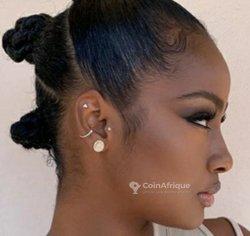 Piercing oreilles - nez
