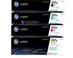 Cartouches HP laser 207A
