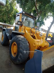 Hanomag chargeuse 55d 1987