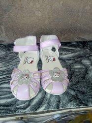 Chaussures de friperie pour enfants