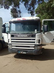 Camion Scania - Howo - Renault et Schacman