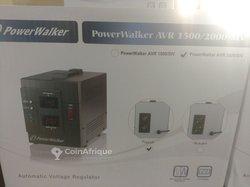 Régulateur PowerWalker