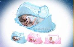 Lit pliable bébé + sac de maternité