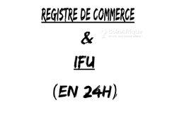 Registre de commerce et IFU