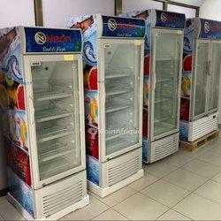 Réfrigérateur vitré Néon