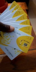 Carte sim transfert mobile money