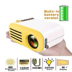 Mini projecteur vidéo LED professionnel