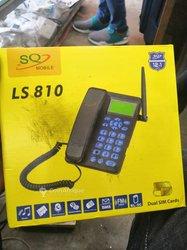 Téléphone fixe - 2 SIM