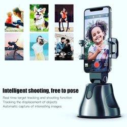 Génie robots cameraman