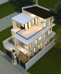 Réalisation de plans de bâtiments