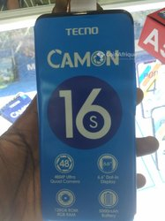 Tecno Camon 16S 128 Gb