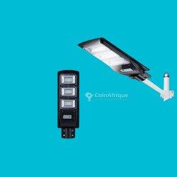 Lampadaire avec détecteur 120 wtt