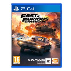 Fast furious crossroads PlayStation 4