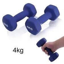 Paire d'haltères - 4 kg