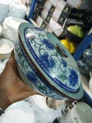 Soupière en porcelaine