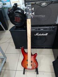 Guitare basse Ibanez - 4 cordes professionnelles