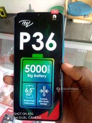 Itel P36 Pro  - Lite
