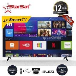 Smart TV Starsat 43''