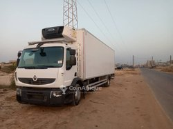 Camion frigorifique Landers - 20 tonnes