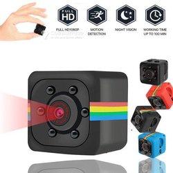 Mini caméra hd en forme de cube enregistreur vidéo et audio